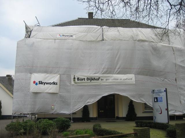 Kantoorgebouw te Apeldoorn.
