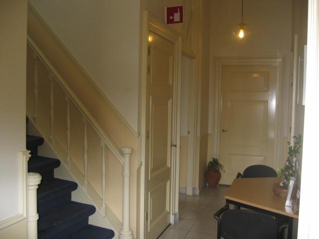 hal kantoorgebouw