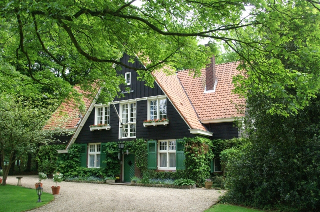 karakteristieke villa