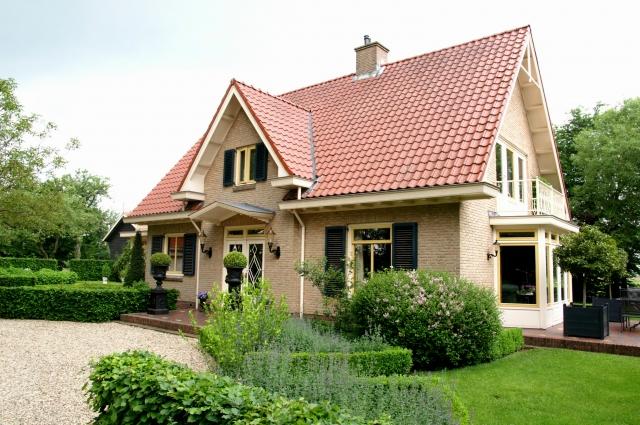 vrijstaande woning Klarenbeek.