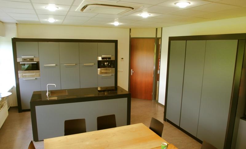 keuken Blanken Controls