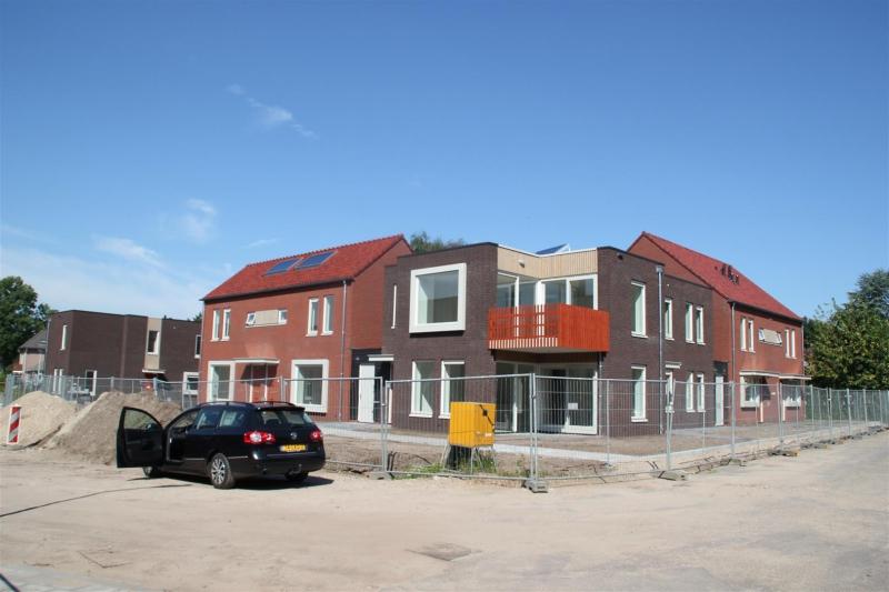 20 woningen Hoenderloo