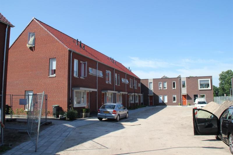 20 woningen te Hoenderloo